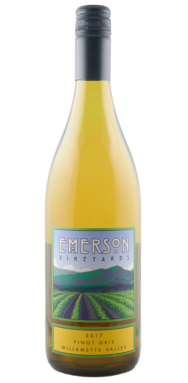 2017 Pinot Gris Willamette Valley