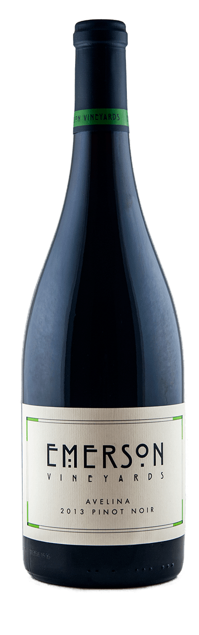 2013 Avelina Wine by Emerson Vineyards Monmouth Oregon