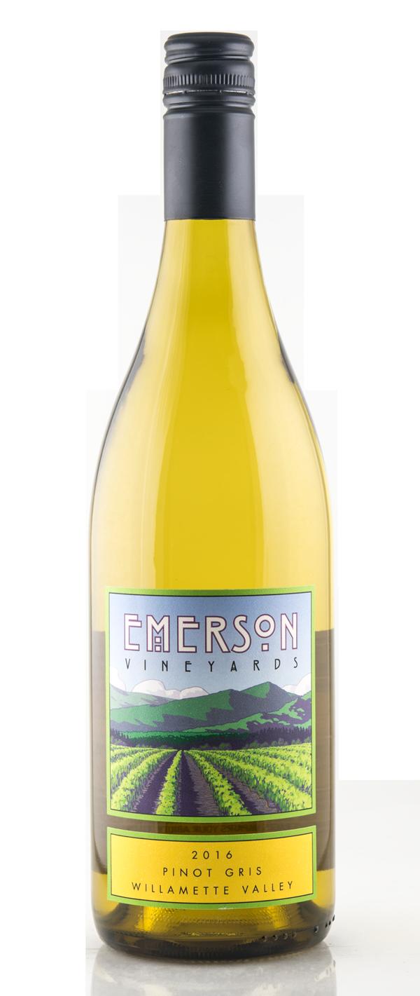 2016 Pinot Gris Willamette Valley