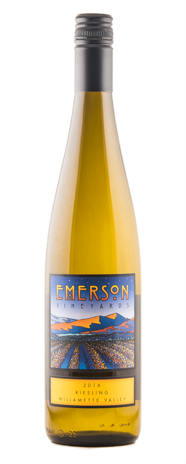 2016 Riesling Willamette Valley